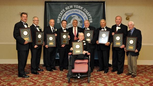 2015 NWHOF Upstate New York Inductees