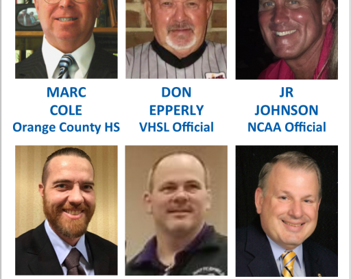 2020 Virginia Wrestling Hall of Fame Inductees
