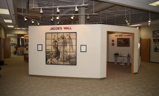 Jacob's Wall
