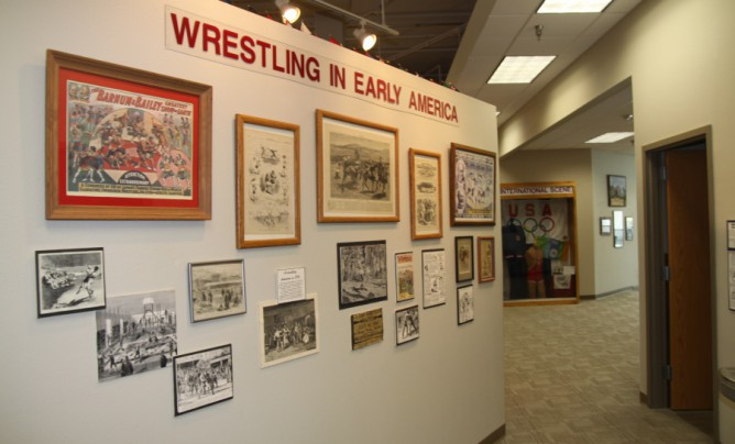 NWHF Dan Gable photos 301