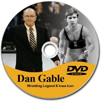 Dan Gable Iowa Icon