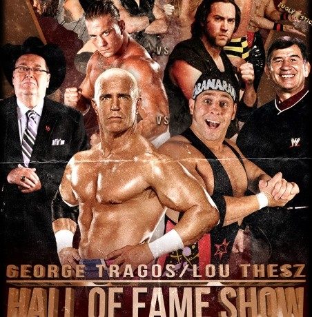 Impact Pro Wrestling - Hall of Fame Poster