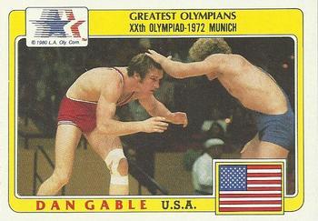 Dan Gable '72 Oylmpics