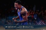 Jordan Burroughs Male Olympic Athlete of the year