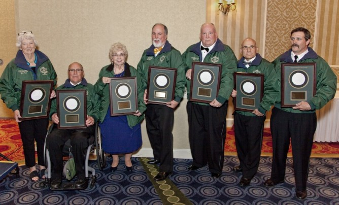2016 Virginia State Chapter Inductees