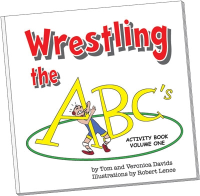 Wrestling the ABCs Activity Book Vol 1