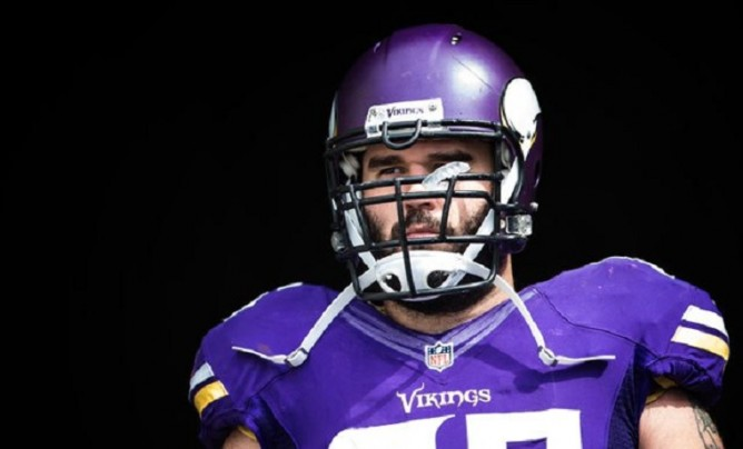 John Sullivan of Minnesota Vikings
