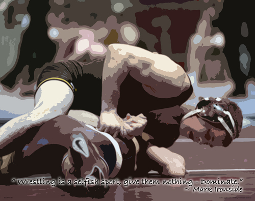 Mark Ironside (Wrestling)