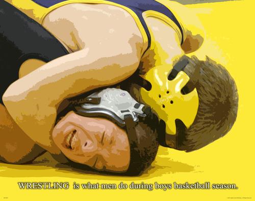 Wrestling Motivational