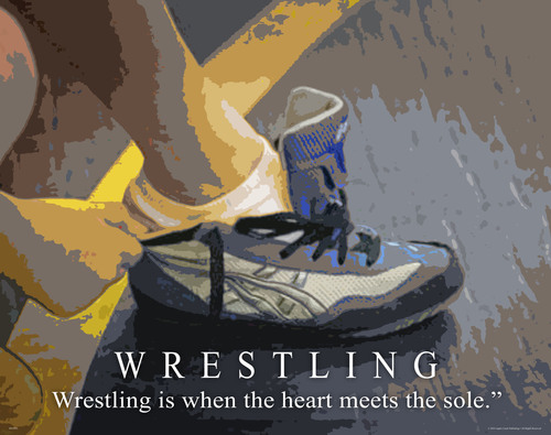 Wrestling (shoe)