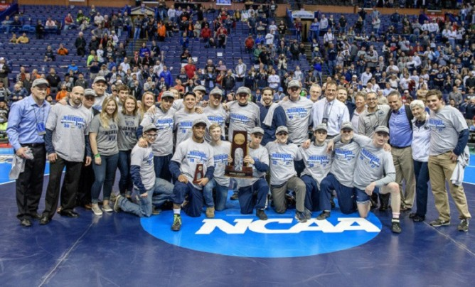 Penn State NCAA Champs