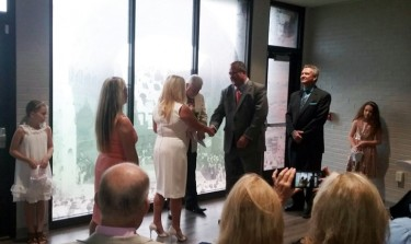 Amy and Rick Lewis wedding vows