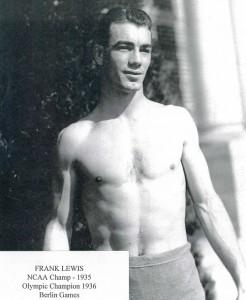 Frank Lewis stance