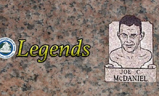 Joe McDaniel Legends Interview
