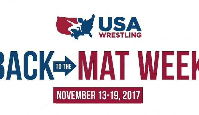 Back to the Mat week for website