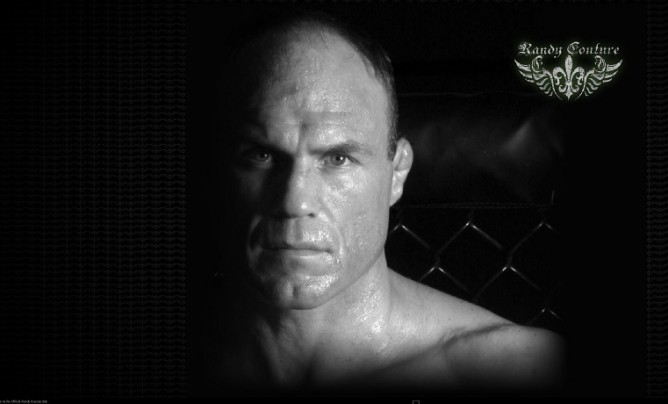 Randy Couture for Facebook