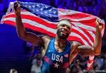 Jordan Burroughs World 2017