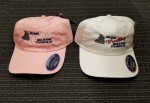Golf style hats