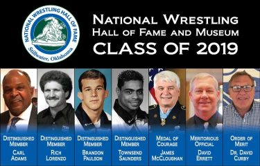 Hall of Fame Announces Class of 2019 | National Wrestling Hall of Fame